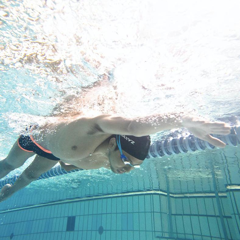 東京パラリンピックで金メダルを。水泳・江島大佑選手インタビュー