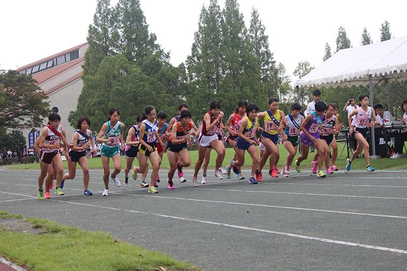 杜の都の前哨戦・関西学生女子駅伝