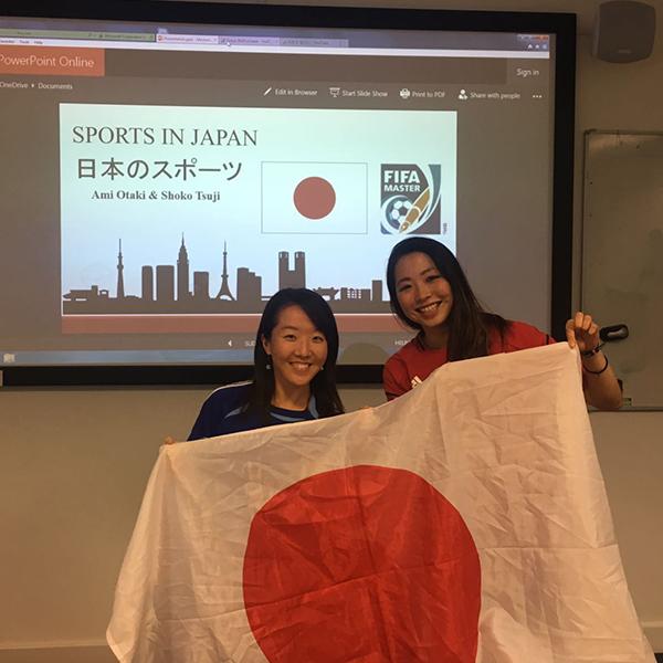 サッカーを支える人の国際化を、FIFAマスター辻翔子さんインタビュー【後編】