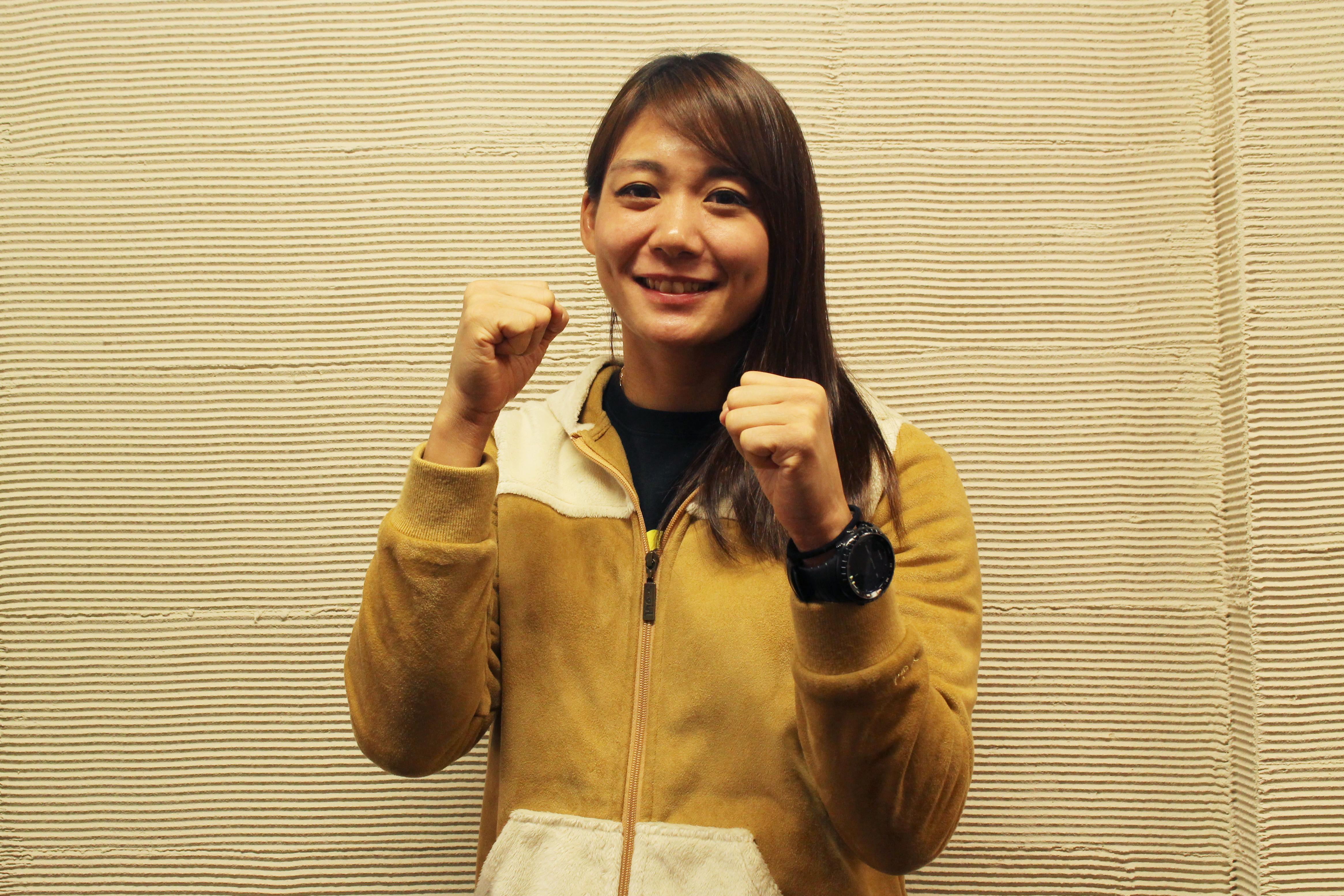 総合格闘家として世界を目指す。渡辺華奈選手インタビュー
