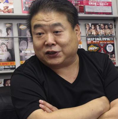 女子総合格闘技団体DEEP JEWELS佐伯繁代表インタビュー