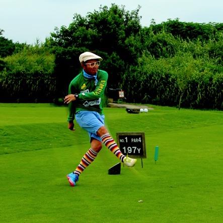 ゴルフ×サッカー!注目の「フットゴルフ」史上最大規模の国際大会が開催!
