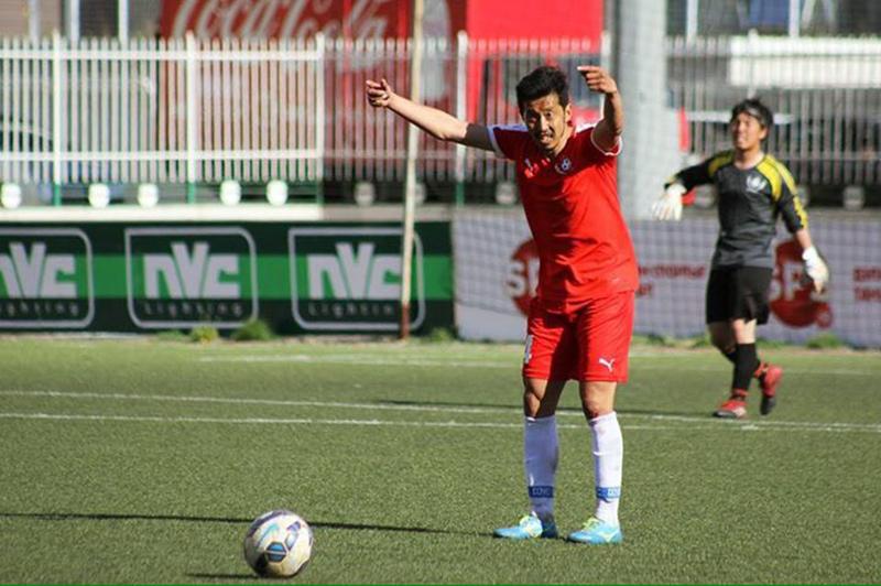 39歳モンゴルで叶えたプロの夢 横山雅哲選手に聞くモンゴルサッカー事情