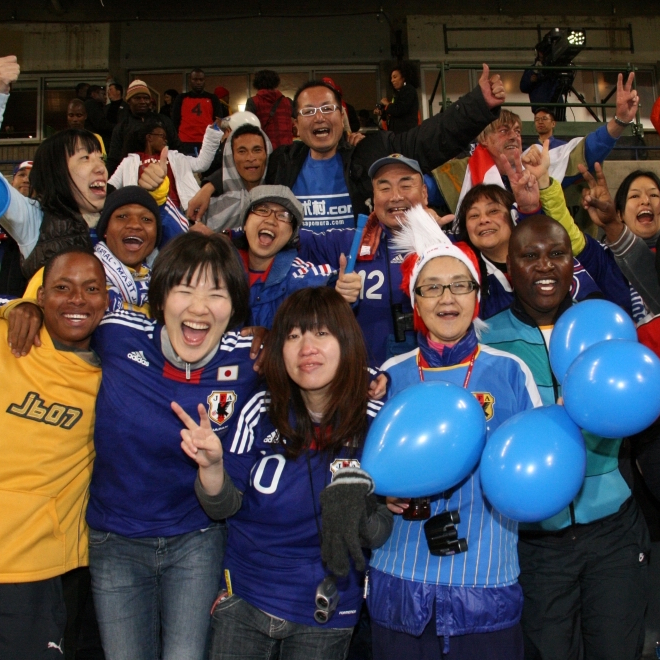 ワールドカップ観戦を安く、楽しく、安全に!サポ村ツアー