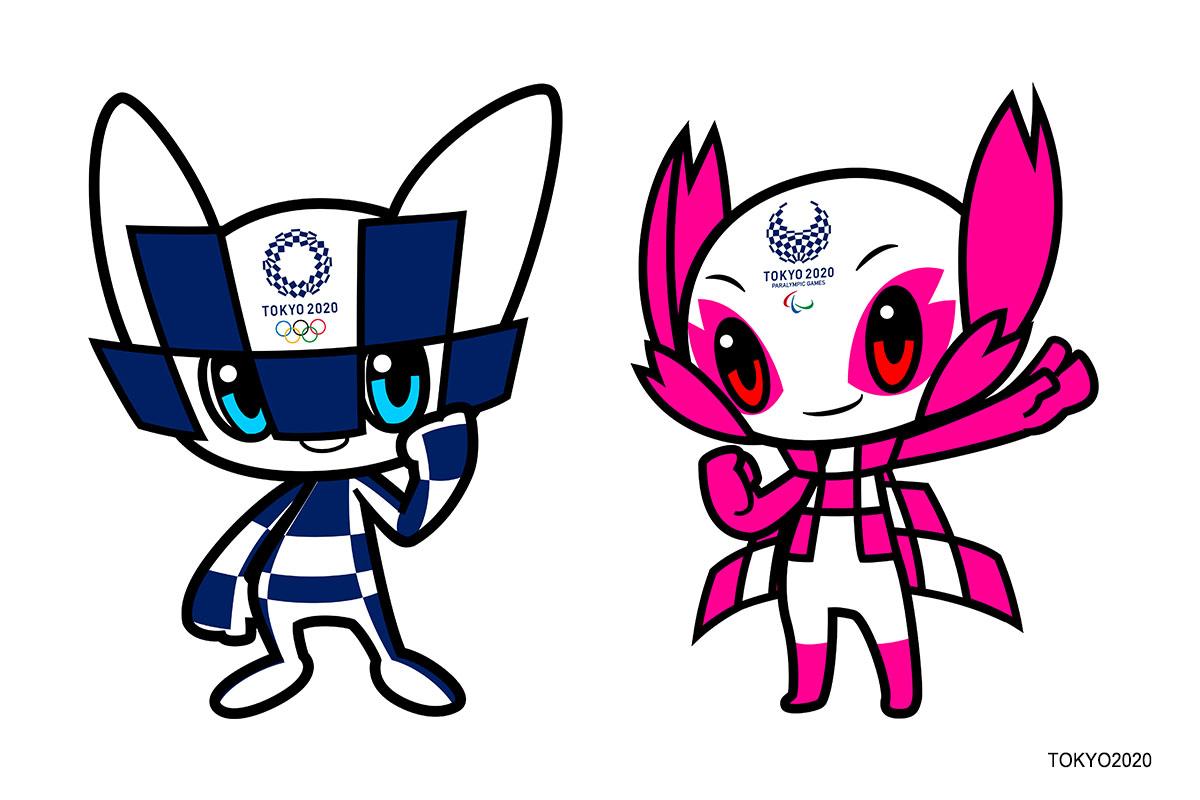 東京2020オリンピック・パラリンピックの大会マスコットが決定!