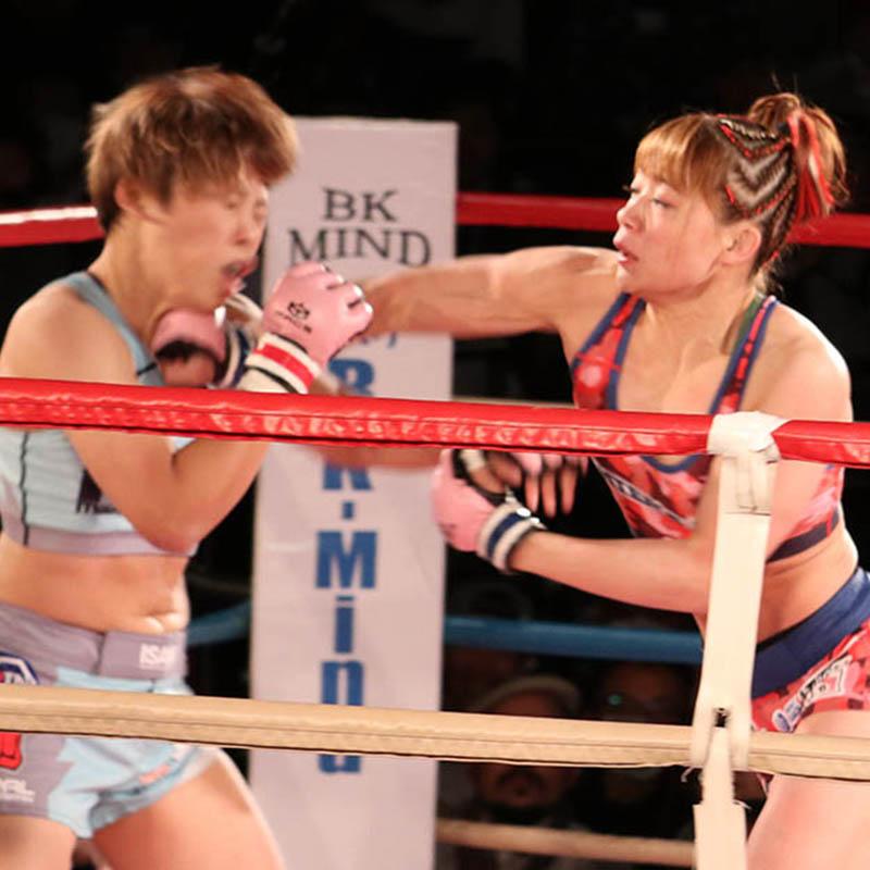超満員!女子総合格闘技が今アツい!DEEP JEWELS19をレポート!