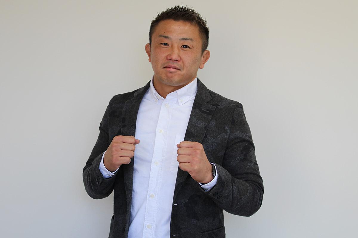 狙うはDEEPチャンピオン!総合格闘技DEEP CORO選手インタビュー
