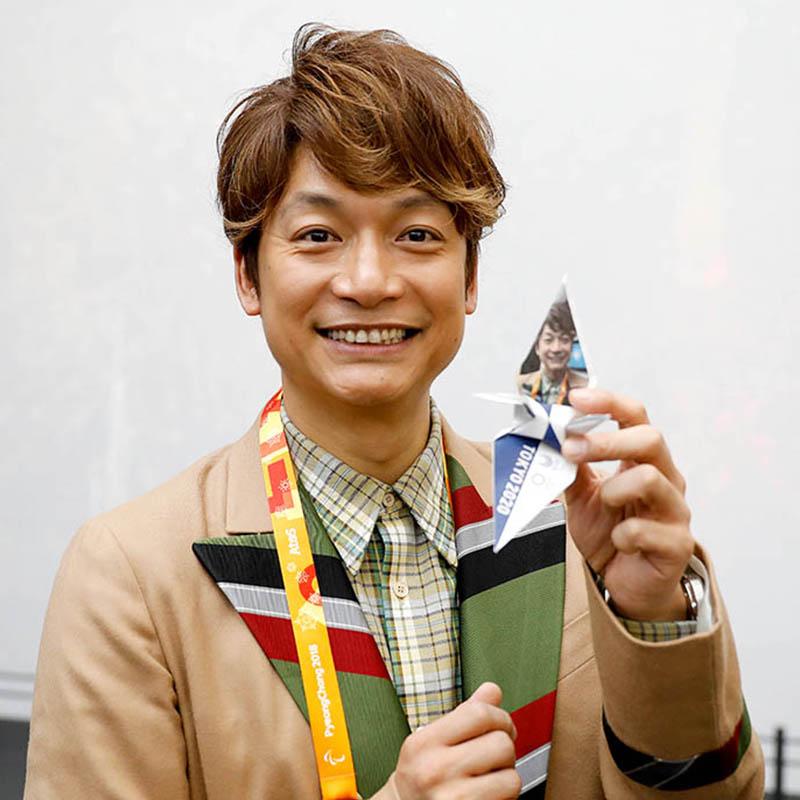 香取慎吾氏Tokyo 2020 JAPAN HOUSEに来場 !東京の魅力を語る