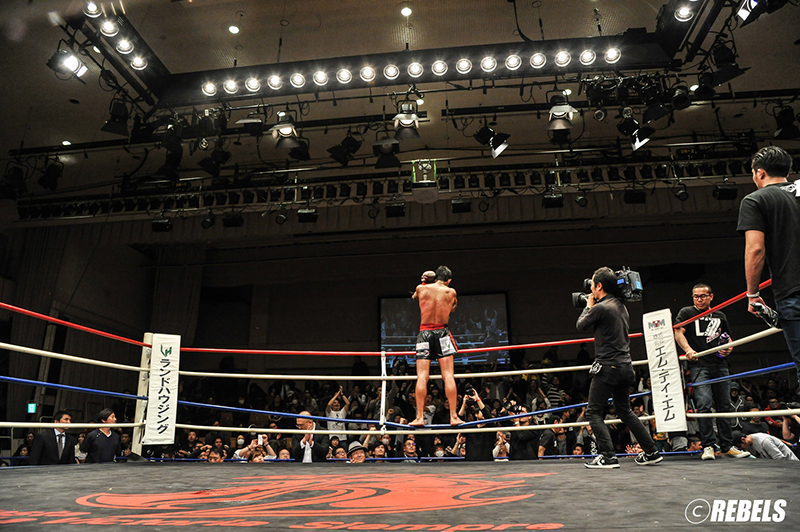 ムエタイ・キックボクシング大会『REBELS』が面白い