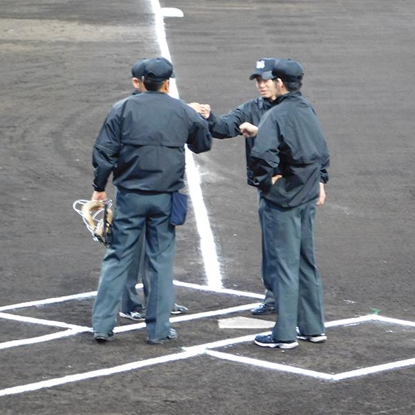 メジャーを目指す日本人審判員