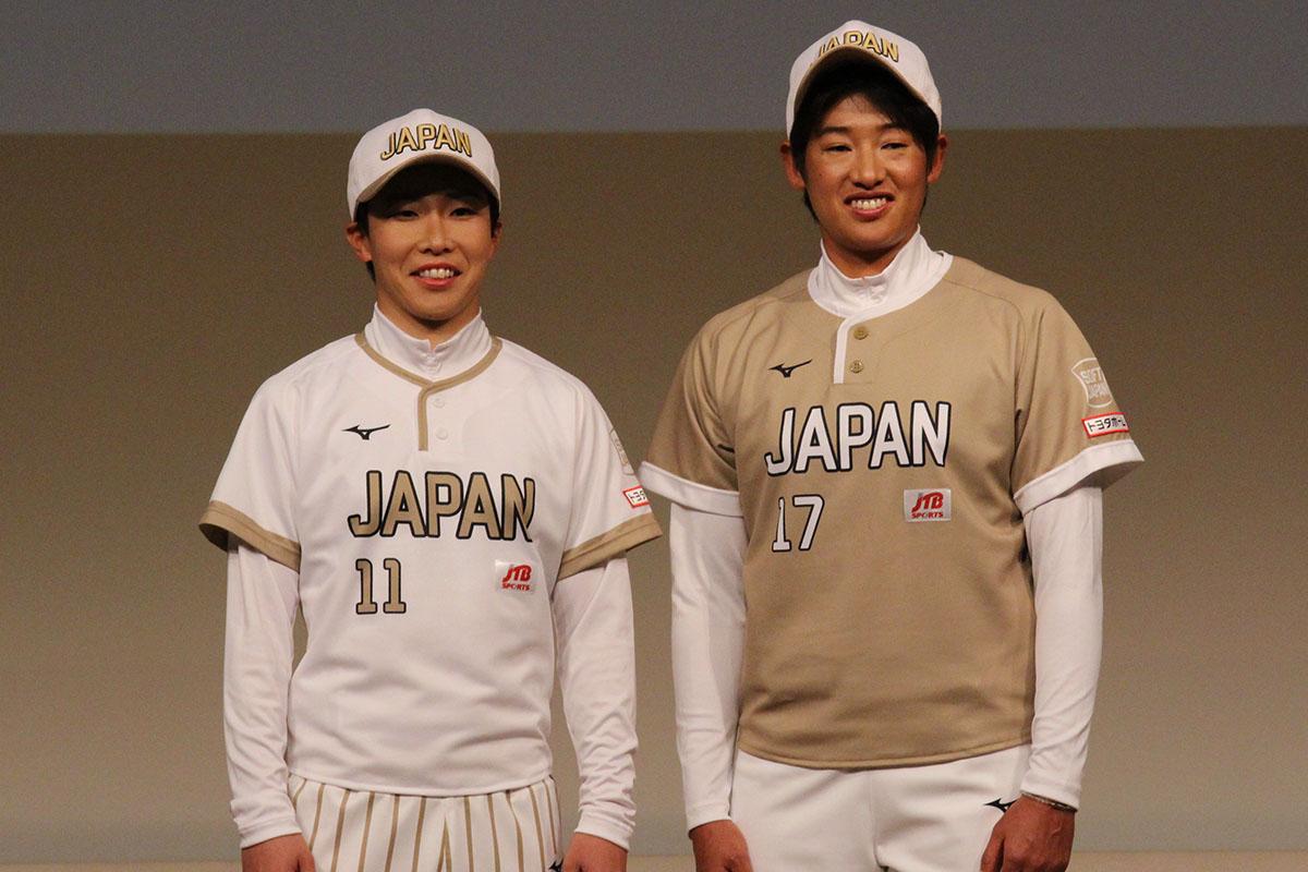 女子ソフトボール日本代表がファッションショー!新ユニフォームを披露