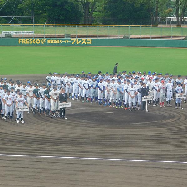 関西地区大学野球オールスター対決