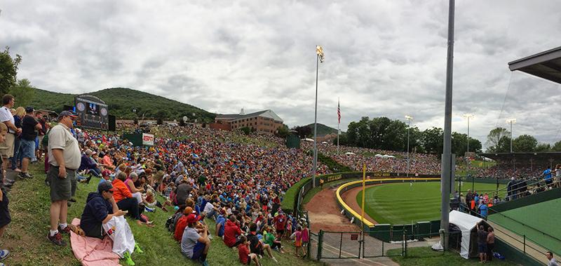 今年も世界中からやってくる野球少年達の夏の祭典。リトルリーグ世界大会。