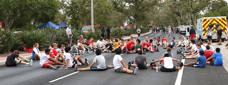アメリカの高校部活動で盛んなクロスカントリー走とは?