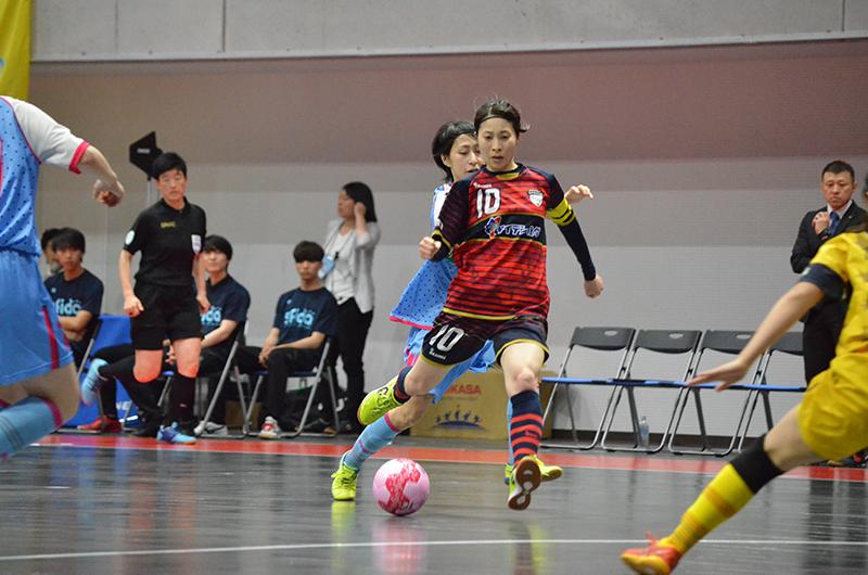 日本女子フットサルのトップリーグが開幕!関東の雄、さいたまSAICOLOが担うものとは?