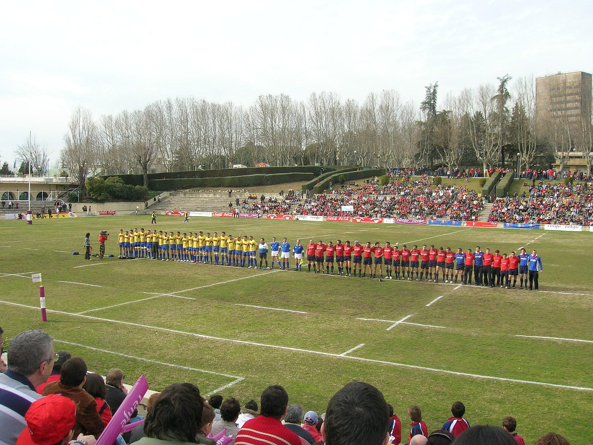 スペイン・ラグビー界での出来事-疑惑の審判とキャプテンの役割-