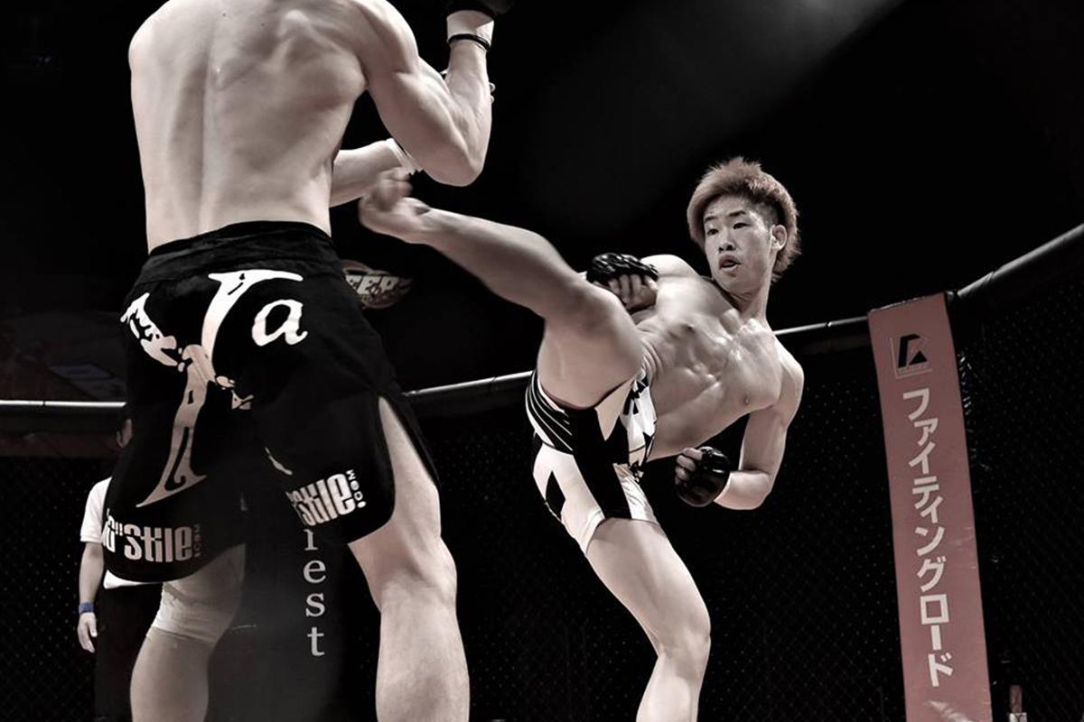 海外で総合格闘技の更なる高みへ。DEEP高橋誠選手インタビュー