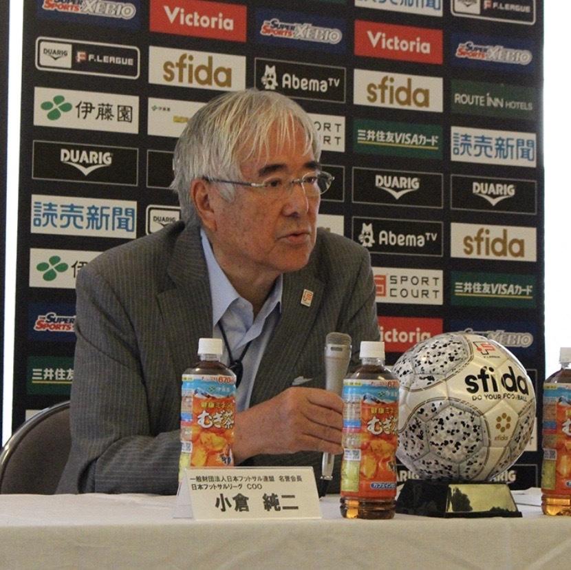 ロベルト・カルロスが現役復帰!Fリーグ 大阪ラウンドに参戦決定!