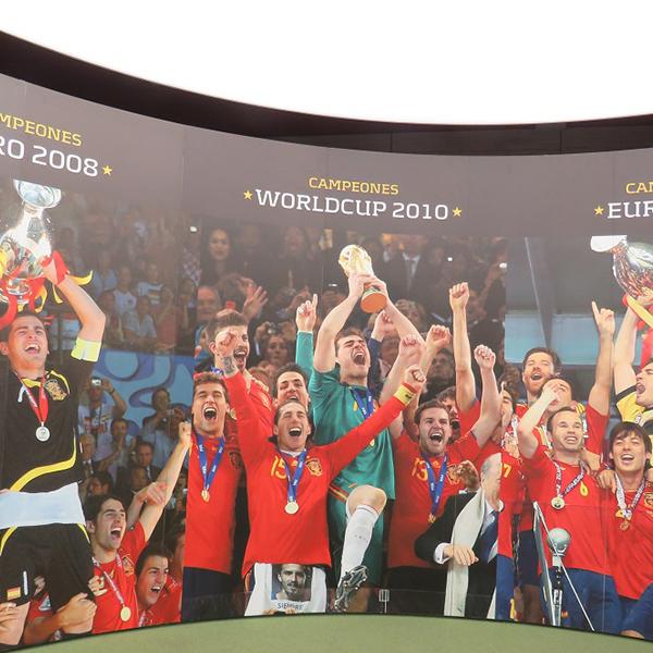 スペイン・サッカースタジアムを巡るPART1-Ciudad de Fútbolを訪ねて-