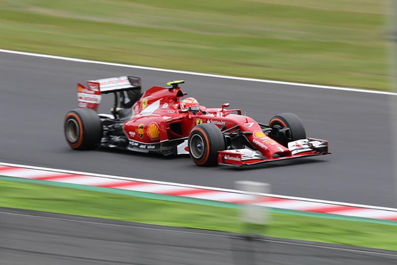 スーパーアスリート「F1ドライバー」という職業