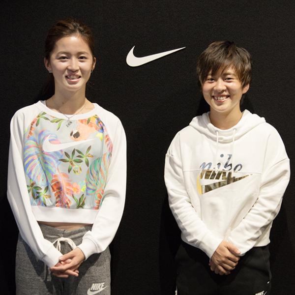 2019女子W杯に向けて連携を強める。籾木結花選手・清水梨紗選手インタビュー