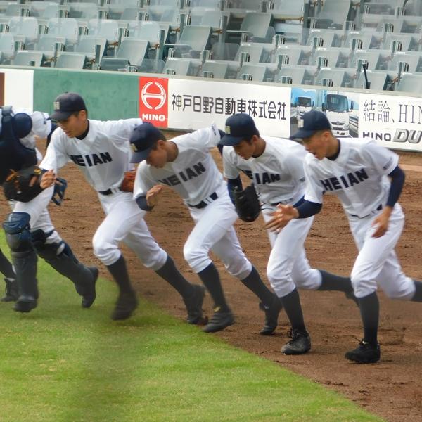 第91回選抜高校野球出場校の横顔 -近畿編-