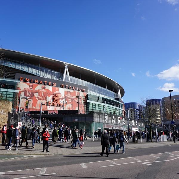 旅行ついでに行くならどこ?在ロンドン・在プレミアリーグのスタジアム。