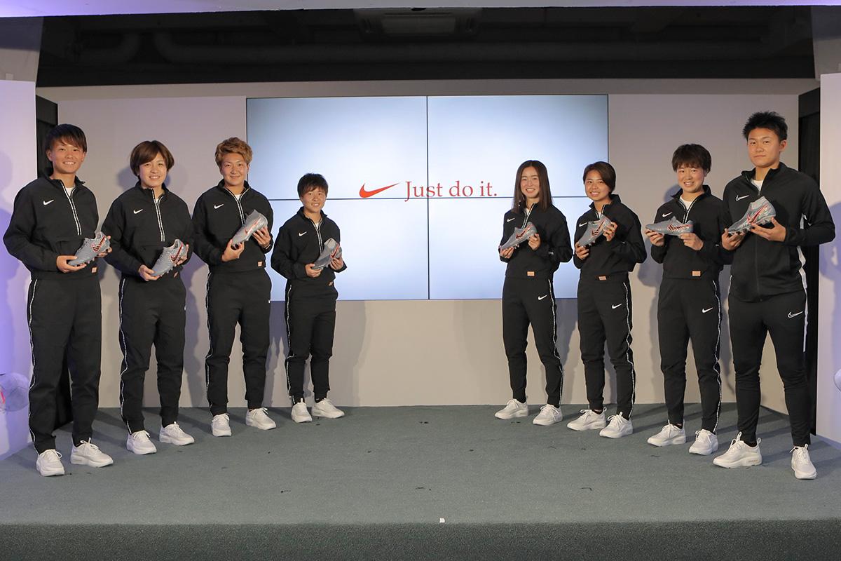 女子サッカーW杯へ向けてなでしこジャパンが集結!大坂なおみ選手からサプライズも!