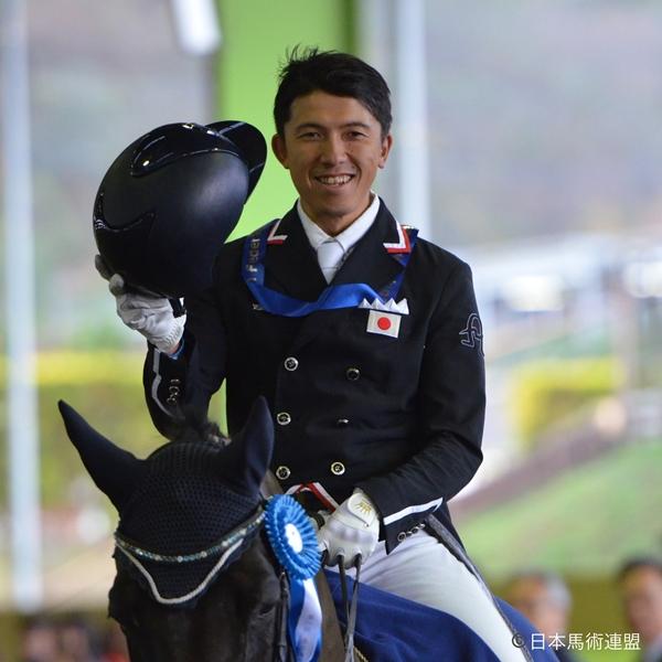 愛する馬術を日本のメジャー競技に。馬場馬術・林伸伍選手インタビュー