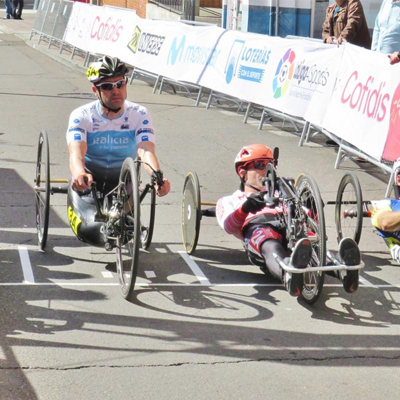 東京パラリンピック2020に向けてPART2 -パラサイクリングのスペイン選手権とタンデムの世界チャンピオン-