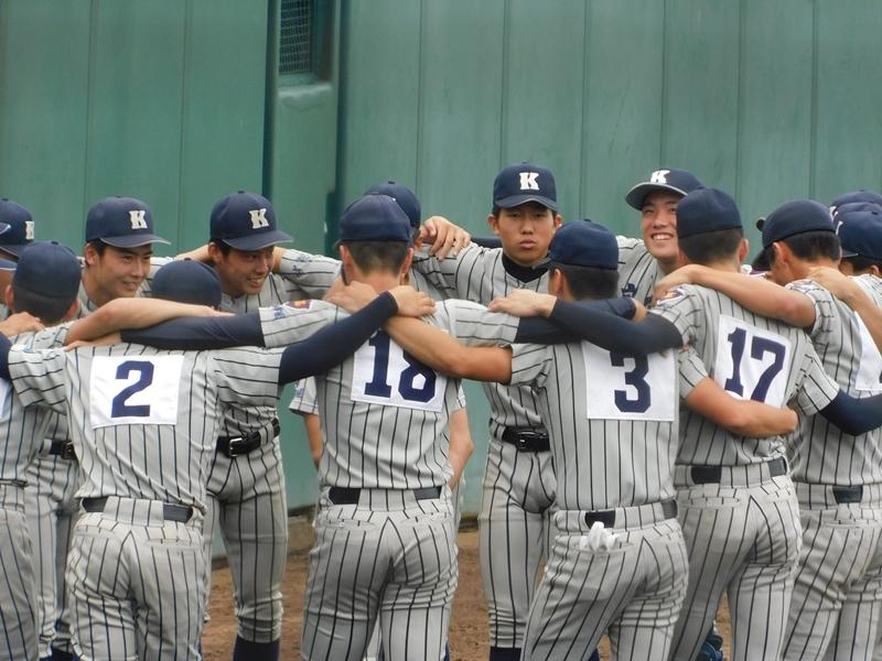 高校野球地区大会選手紹介