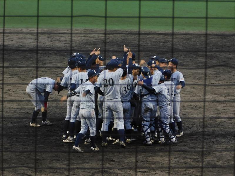 大学野球秋季リーグ 優勝チーム紹介