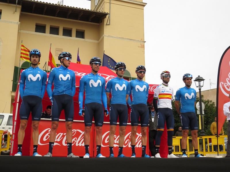 ヨーロッパ 自転車ロードレース・シーズン開幕戦 チャレンジ・マヨルカ2020