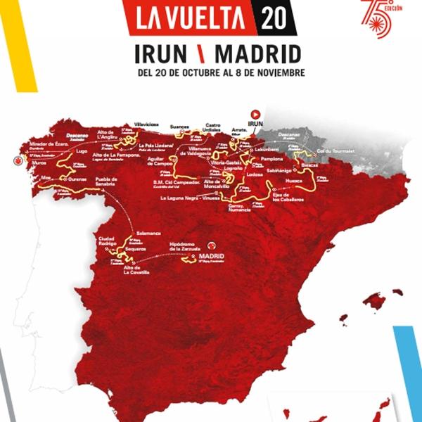 ブエルタ・エスパーニャ2020がコース変更。近年まれに見る長距離ステージが与える影響は?