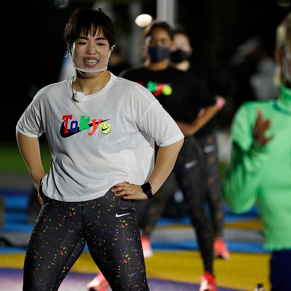 TOKYO SPORT PLAYGROUND SPORT × ARTのオープニングイベントを開催