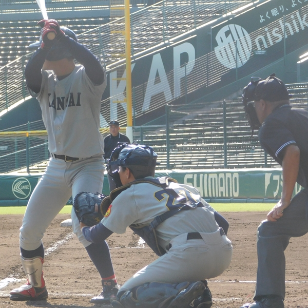 関西地区大学野球秋季リーグ総括編