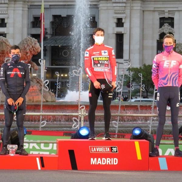 プリモ・ログリッジが2連覇達成。ブエルタ・エスパーニャ2020後半戦レースレポート