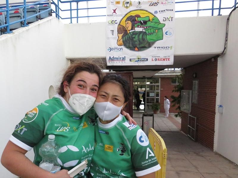 【スペインラクビー・レポート】女子ラクビーの平野恵里子選手がセビーリャのチームに加入。スペイン初戦の様子をレポート。