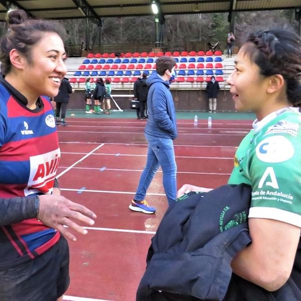 【スペインラクビー・レポート】平野恵里子選手が2021年初戦に先発出場。バスクでの試合の結果は