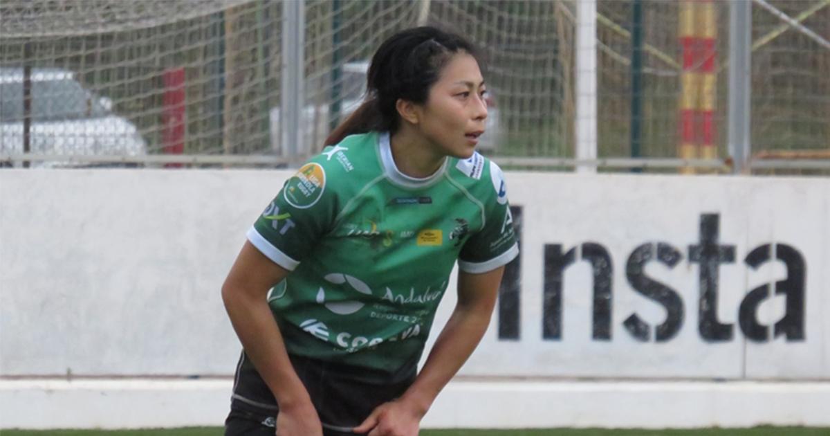 【スペインラグビー・レポート】セビーリャ・ココドリラス所属の平野恵里子選手が、リーグ第3位と対決。試合の結果は