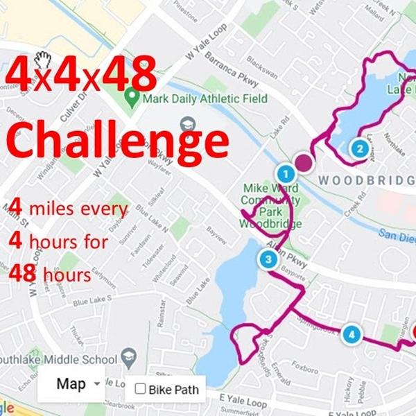 自宅からできるウルトラマラソン、4x4x48チャレンジに挑んだわけ